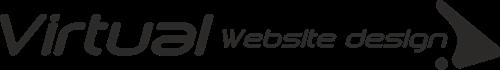 Virtual Website Design Logo